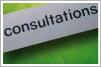 Avis d' affichage de consultation